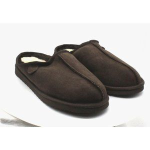 Fireside by Dearfoams Men's Grafton Clog Slippers
